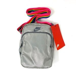 "Nike Heritage ""Be True"" LGBTQ Cross Body Bag"